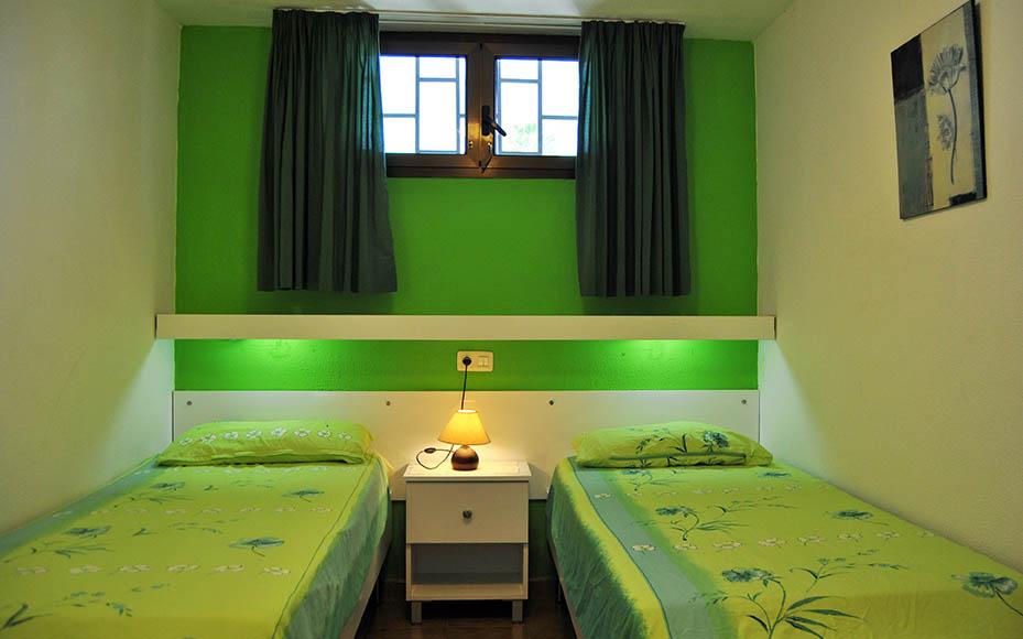 Neue Betten