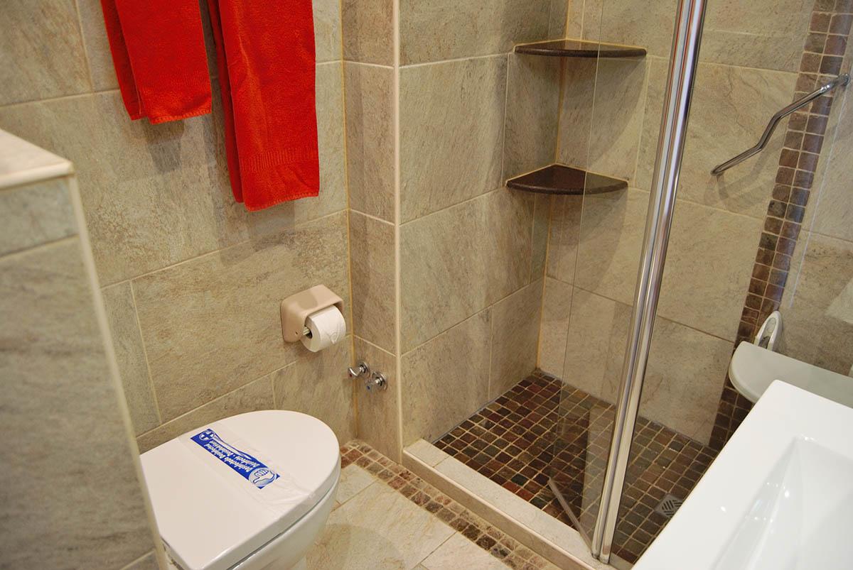 Fertigstellung der letzten Badezimmer - DE | Apartamentos Bogota